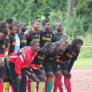 Mannschaft – Guinea