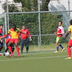 Spiel Gambia-Türkei