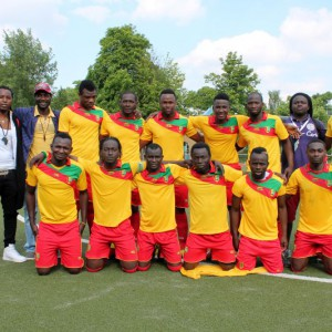 Team Gambia