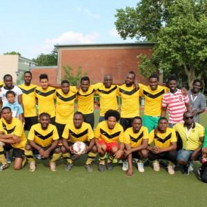 Team Angola