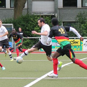 Spiel Guinea gegen Superkickers Deutschland