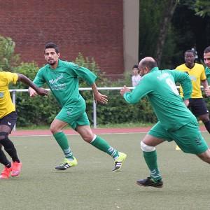 Spiel Algerien – Kamerun (2)
