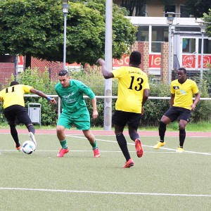 Spiel Algerien – Kamerun