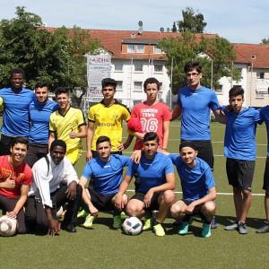 Team VMDO (Flüchtlinge aus Syrien), Fairplay-Team