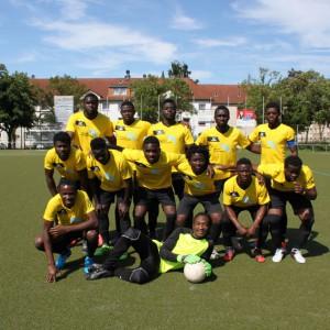 Team Kamerun – 3. Platz