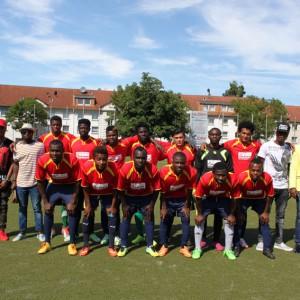 Team Ghana – 4. Platz