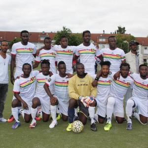 Team FC Diamono aus Köln – 2. Platz